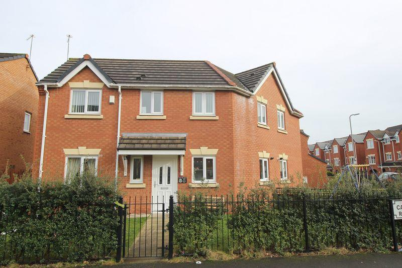 3 Bedrooms Semi Detached House for sale in Cascade Road, Hunts Cross
