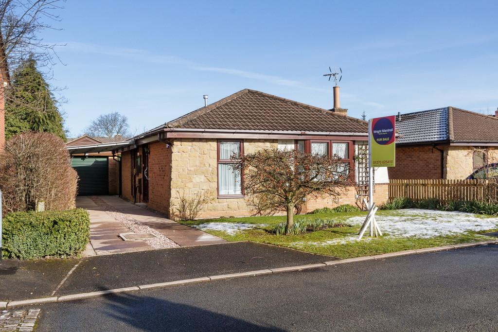 3 Bedrooms Detached Bungalow for sale in Nantwich, Cheshire