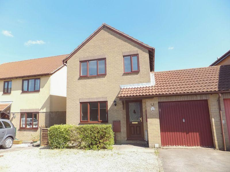 3 Bedrooms Detached House for sale in Society Road, Shepton Mallet