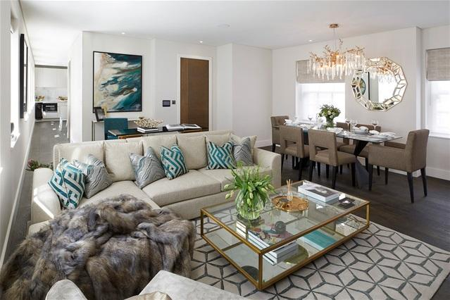2 Bedrooms Penthouse Flat for sale in Pinks Mews Dyers Buildings, Holborn