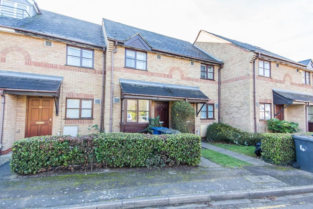 1 Bedroom Terraced House for sale in Angus Close, Cambridge