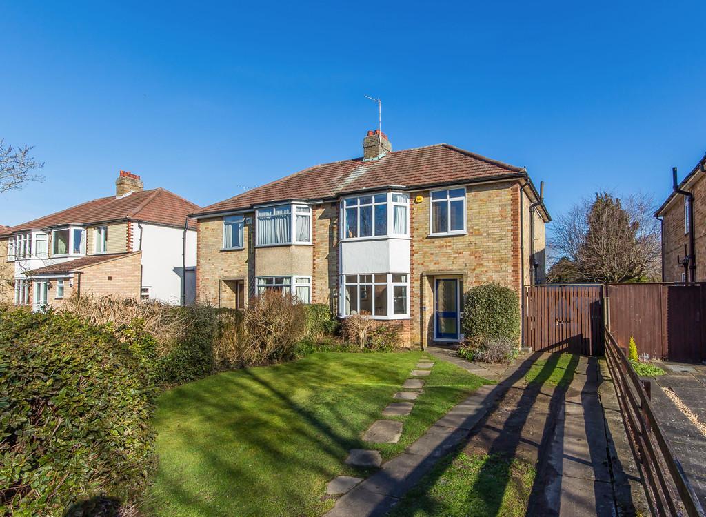 3 Bedrooms Semi Detached House for sale in Metcalfe Road, Cambridge