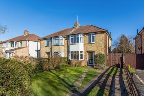 3 bedroom semi-detached house for sale - Metcalfe Road, Cambridge
