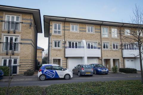 4 bedroom end of terrace house to rent - Longworth Avenue, Cambridge