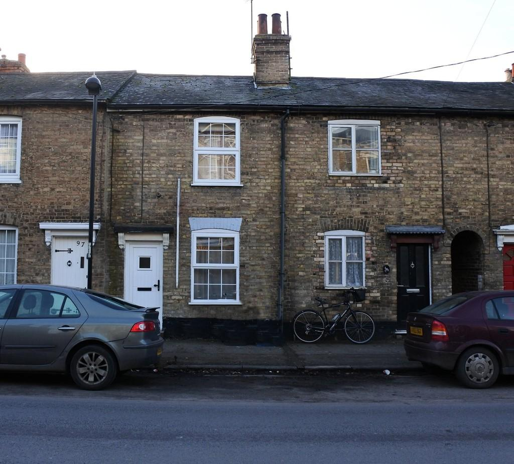 2 Bedrooms Cottage House for sale in Melford Road, Sudbury