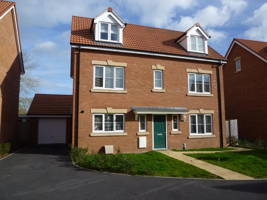 5 Bedrooms Detached House for sale in Hilperton, Trowbridge