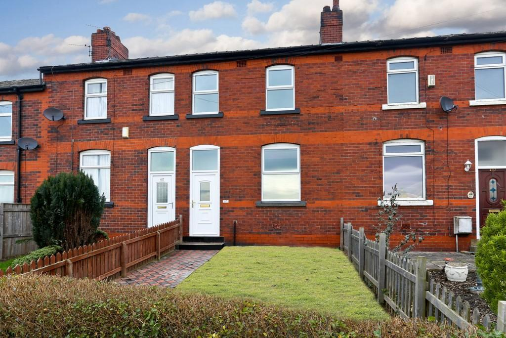 3 Bedrooms Terraced House for sale in Doncaster Road, Crofton