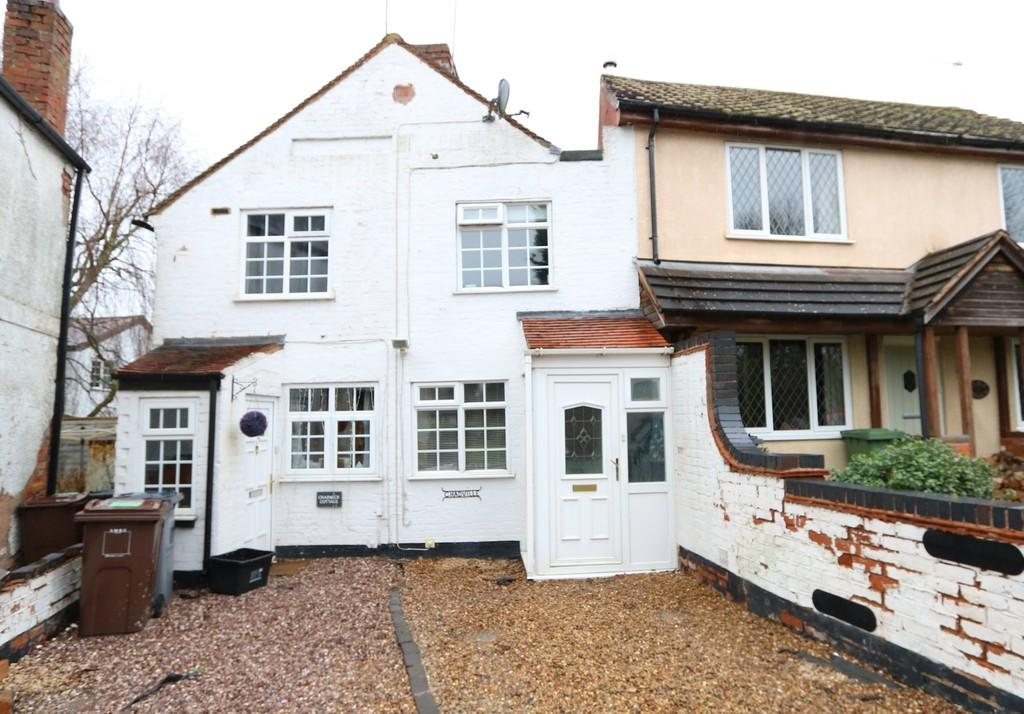 2 Bedrooms Terraced House for sale in Warwick Road, Chadwick End