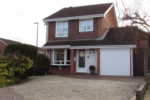 3 bedroom detached house for sale - Shelsley Way, Solihull