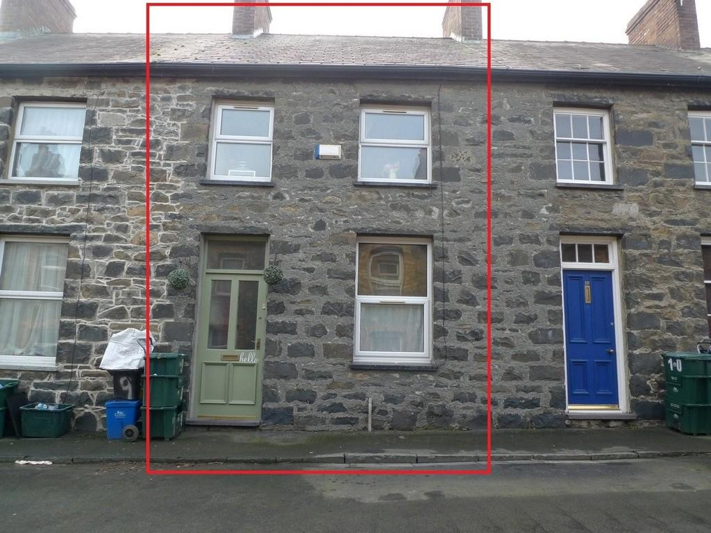 2 Bedrooms Terraced House for sale in Bell Cottages, Penmaenmawr