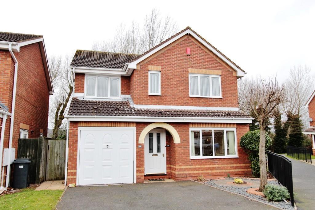 4 Bedrooms Detached House for sale in Oxbridge Way, Tame Meadow