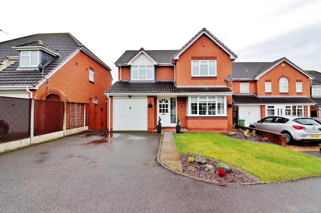 4 Bedrooms Detached House for sale in Peterhead, Amington Fields