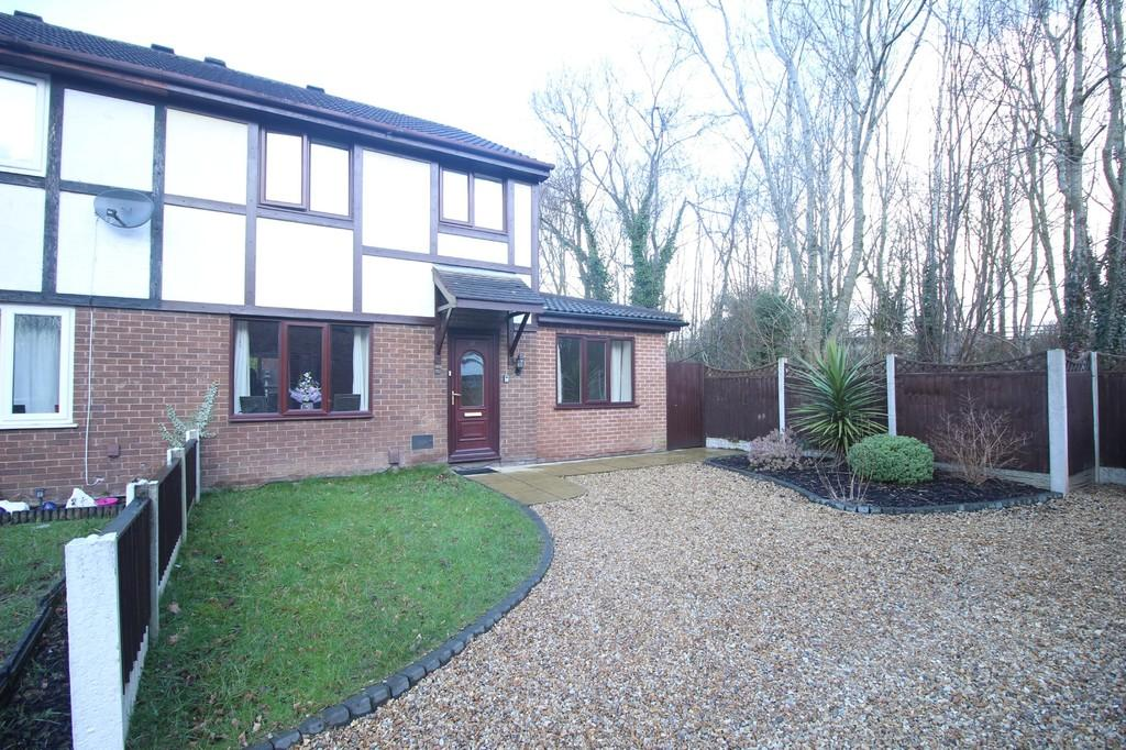 4 Bedrooms Semi Detached House for sale in Hazel Coppice, Lea