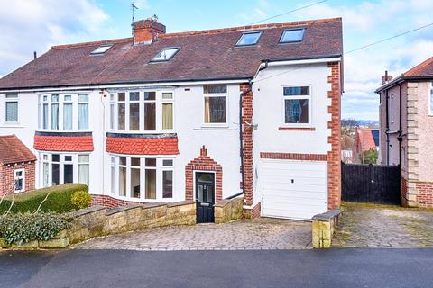 5 bedroom semi-detached house for sale - Den Bank Crescent, Crosspool, Sheffield