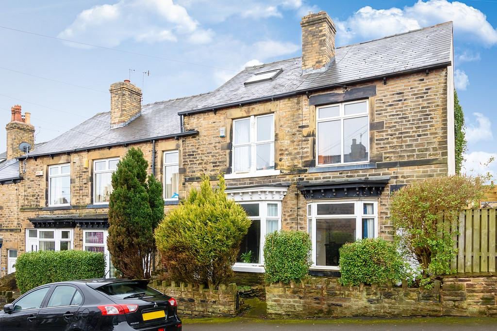 3 Bedrooms Terraced House for sale in Forres Road, Crookes, Sheffield
