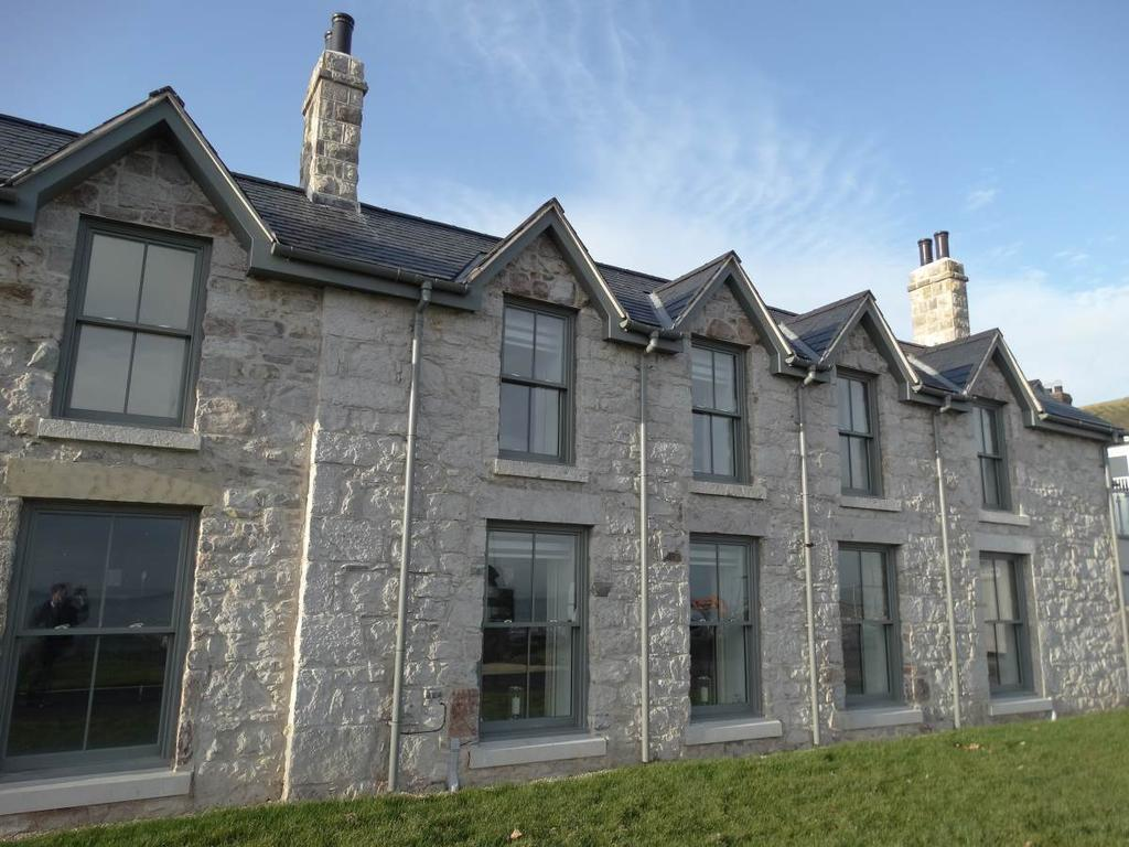 3 Bedrooms Town House for sale in 4 Aberhod Cove Cayley Promenade, Rhos on Sea, LL28 4EP