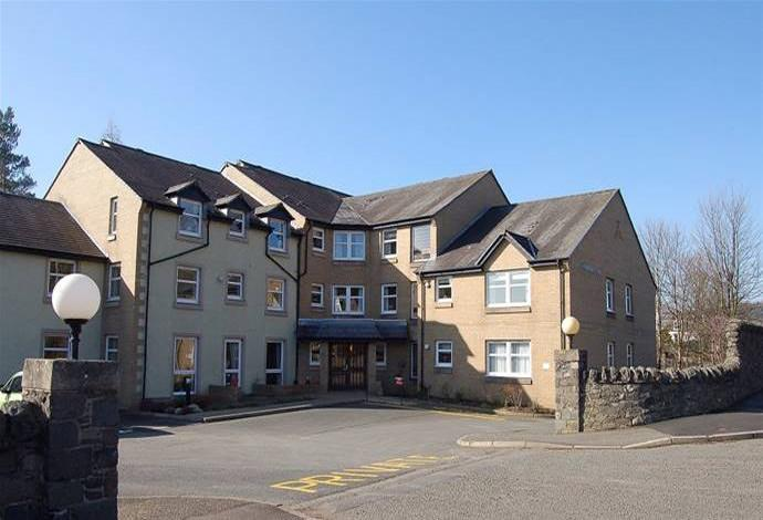 1 Bedroom Flat for sale in 15 Whitestone Court Innerleithen Road, Peebles, EH45 8BN