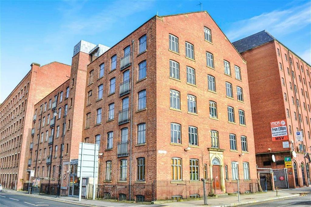 1 Bedroom Apartment Flat for sale in Cambridge Mill, Southern Gateway, Manchester, M1