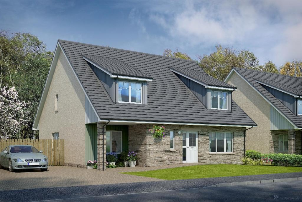 4 Bedrooms Detached House for sale in Plot 6 Kintyre, The Views, Saline, By Dunfermline, KY12 9TG