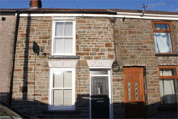2 Bedrooms Terraced House for sale in Myrtle Row, Treorchy, Rhondda Cynon Taff. CF42 6PF