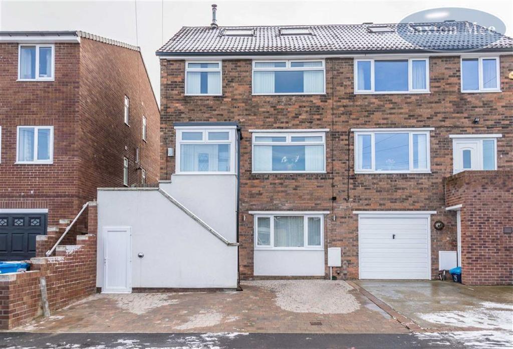 3 Bedrooms Semi Detached House for sale in Welbeck Road, Walkley, Sheffield, S6