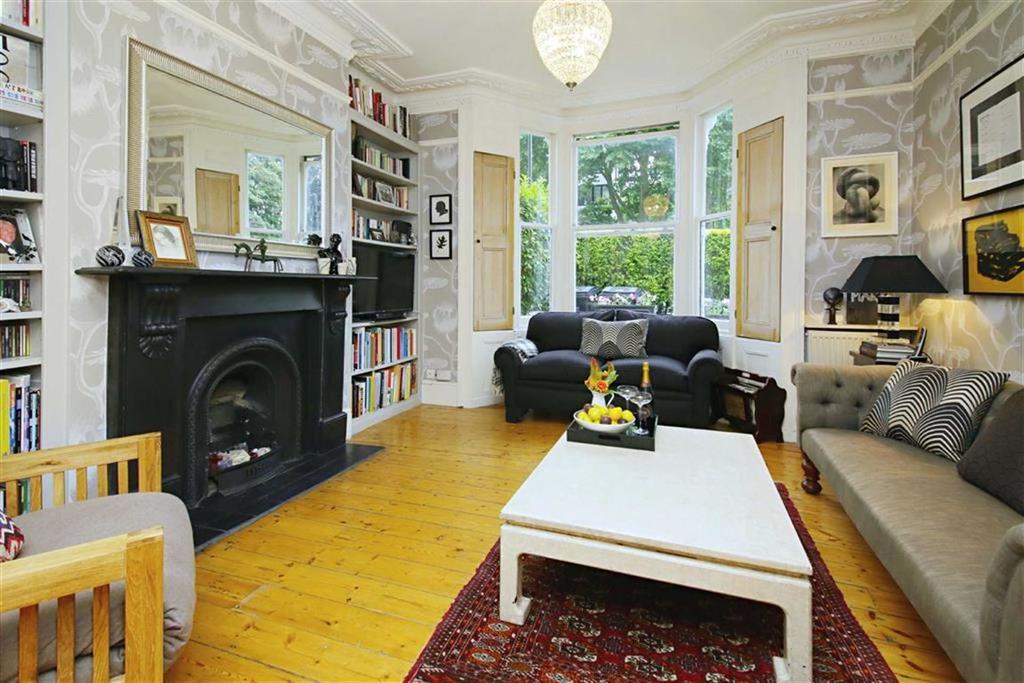 1 Bedroom Flat for sale in Mansfield Road, Belsize Park, London