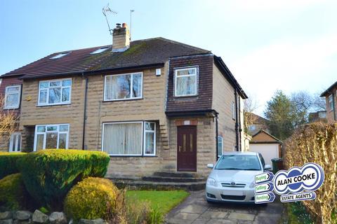 3 bedroom semi-detached house for sale - Buckstone Road, Alwoodley