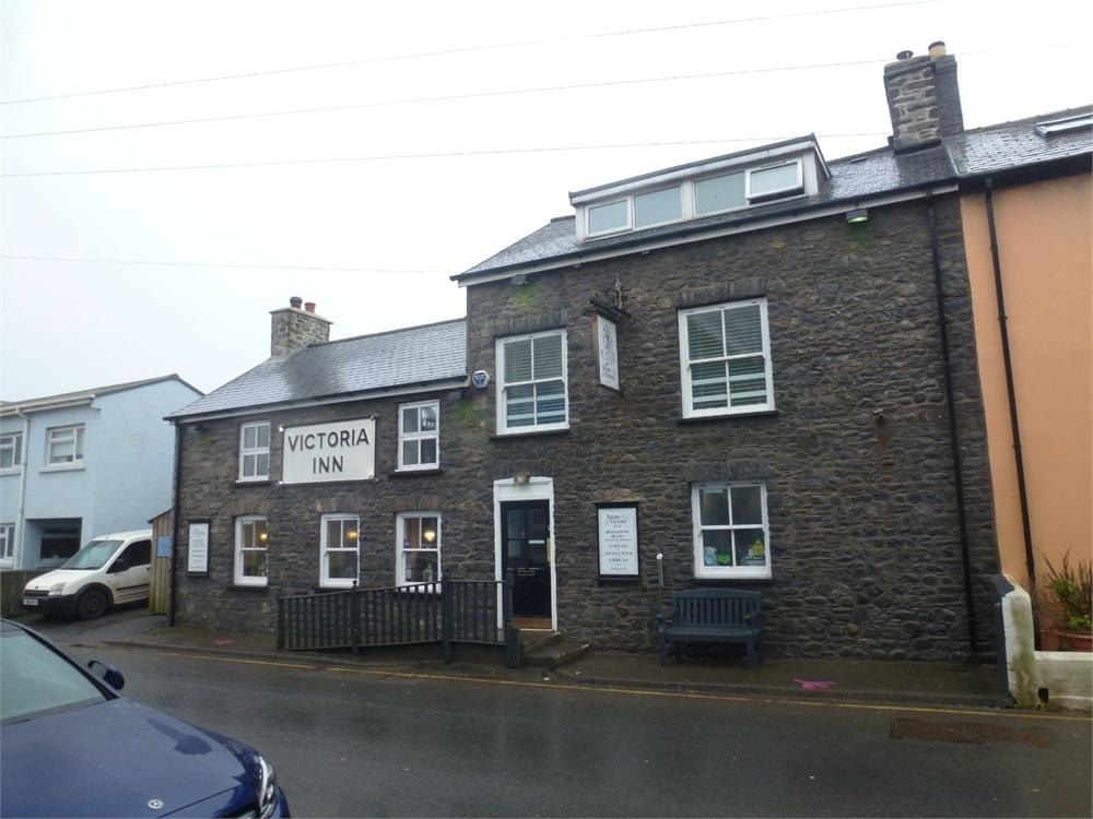 1 Bedroom End Of Terrace House for sale in High Street, Borth, Ceredigion