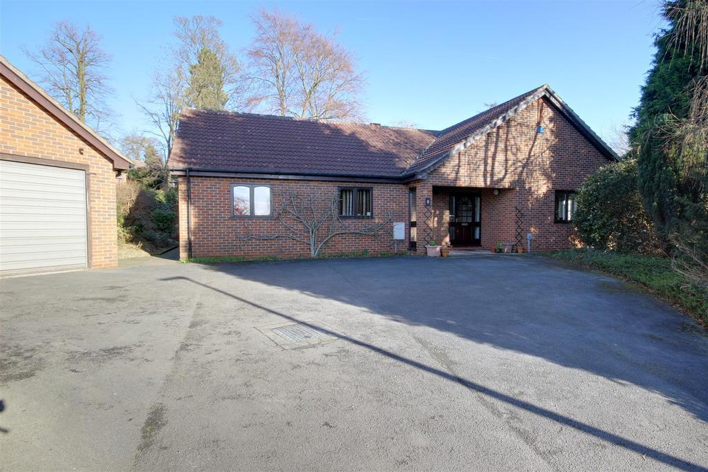 3 Bedrooms Detached Bungalow for sale in The Rise, North Ferriby