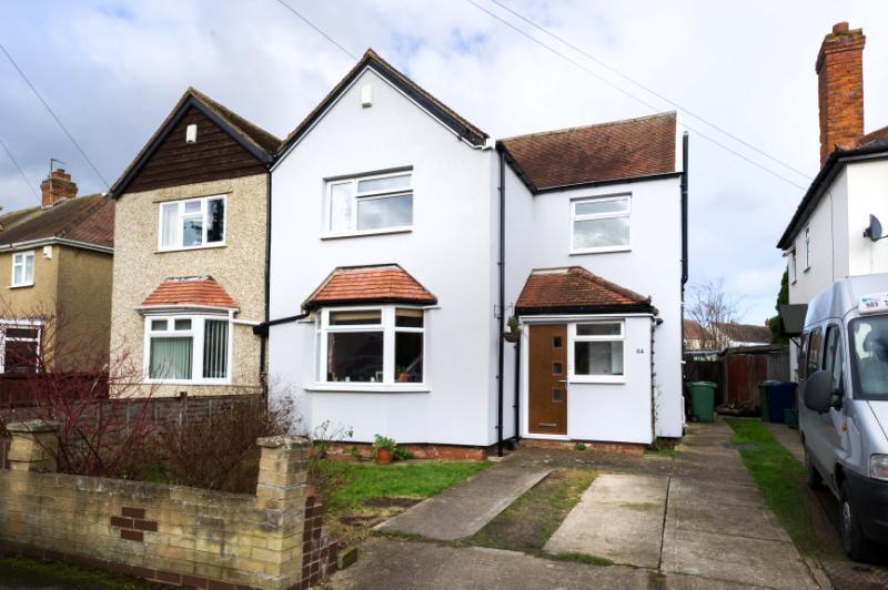 3 Bedrooms Semi Detached House for sale in Dene Road, Headington, Oxford, Oxfordshire