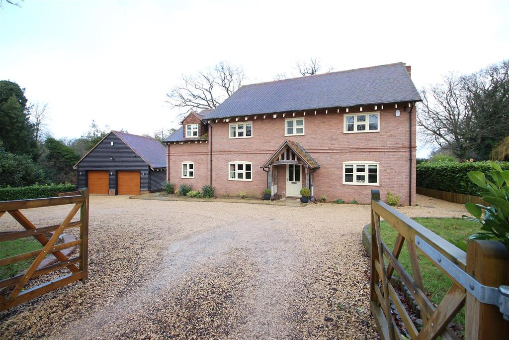 5 Bedrooms Detached House for sale in Scratchface Lane, Burnt Hill, Yattendon