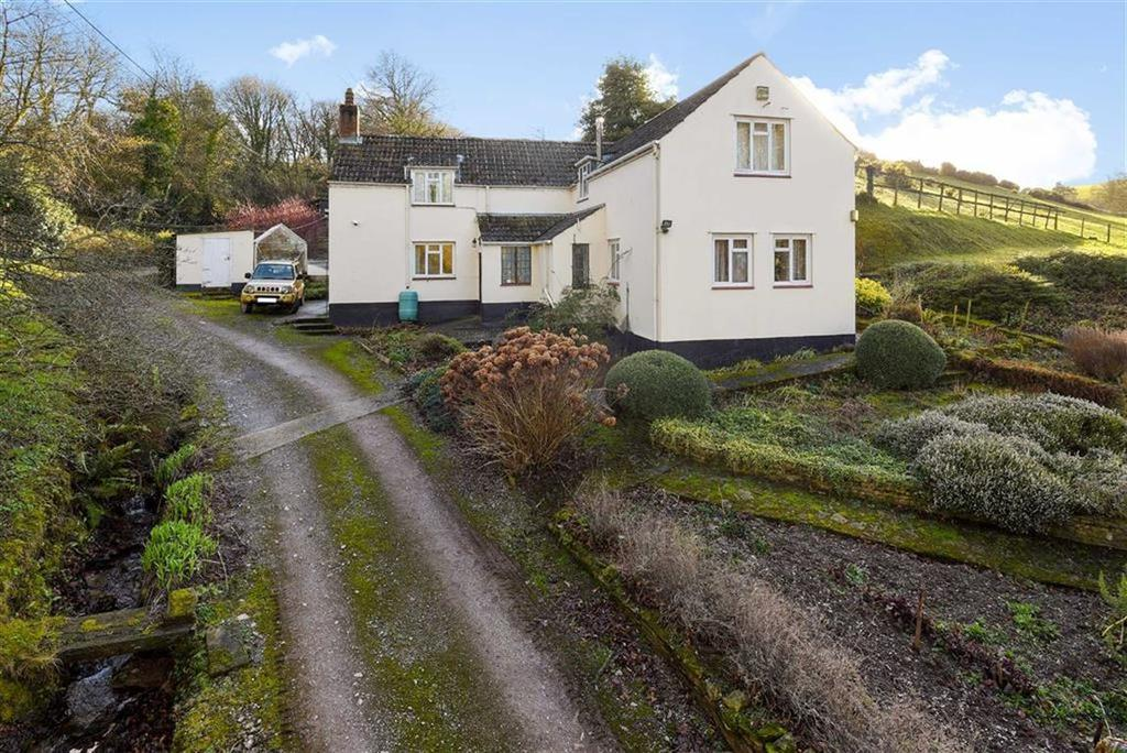 3 Bedrooms Detached House for sale in Broomfield, Bridgwater, Somerset, TA5