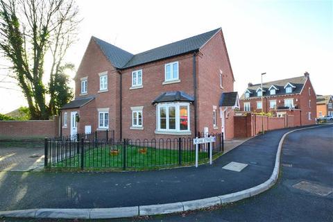 3 bedroom semi-detached house to rent - Drawwell Street, Belle Vue, Shrewsbury