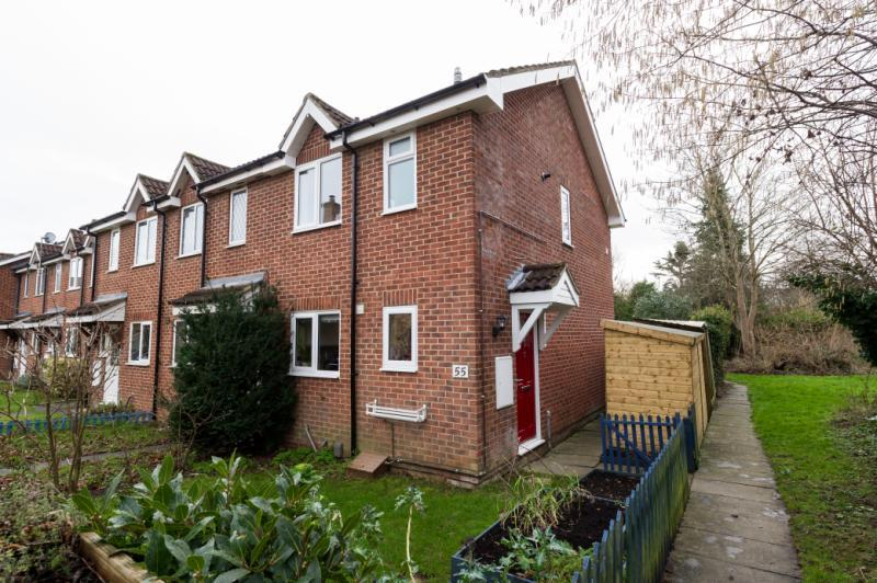 2 Bedrooms Semi Detached House for sale in Bushy Close, Oxford, Oxfordshire
