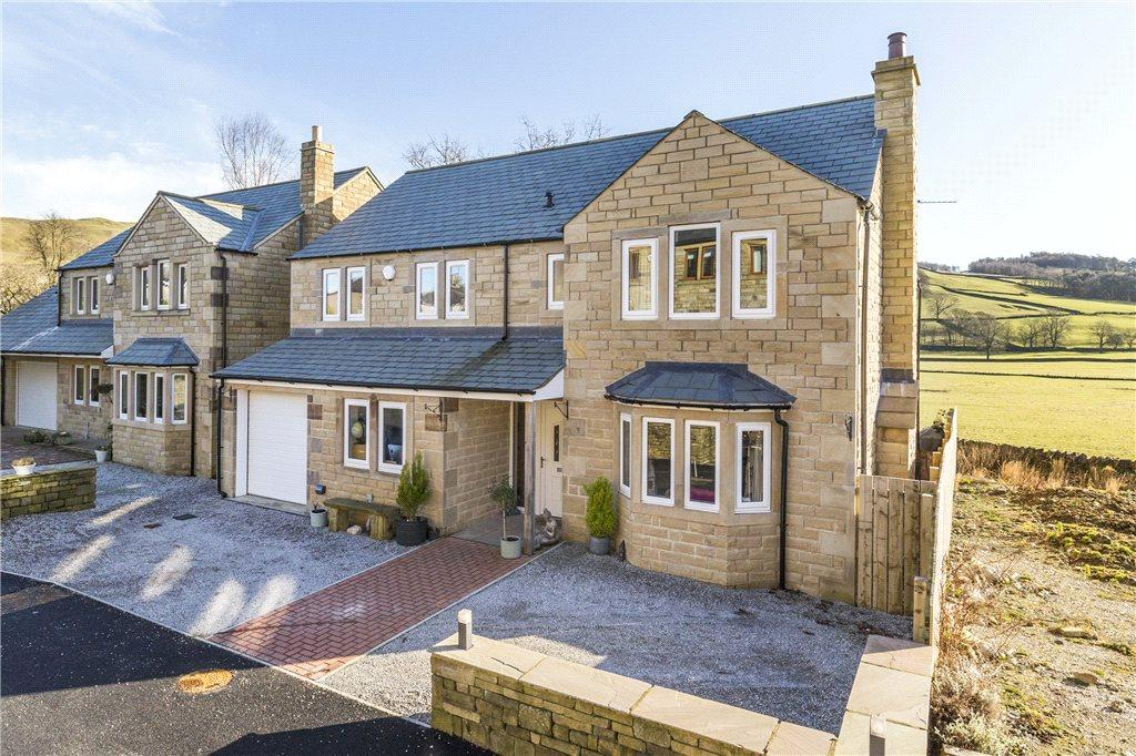 4 Bedrooms Detached House for sale in Ingfield Mews, Settle, North Yorkshire