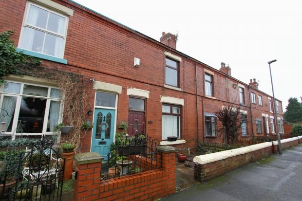 2 Bedrooms Terraced House for sale in Chapel Street Haydock St Helens