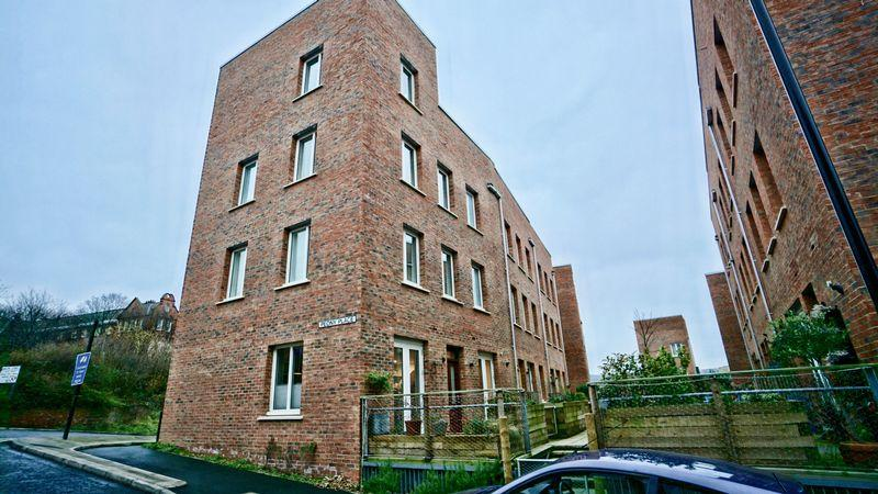 1 Bedroom Apartment Flat for sale in Peony Place Ouseburn