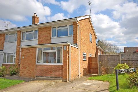 4 bedroom semi-detached house for sale - Smithwood Grove, Charlton Kings, Cheltenham, GL53