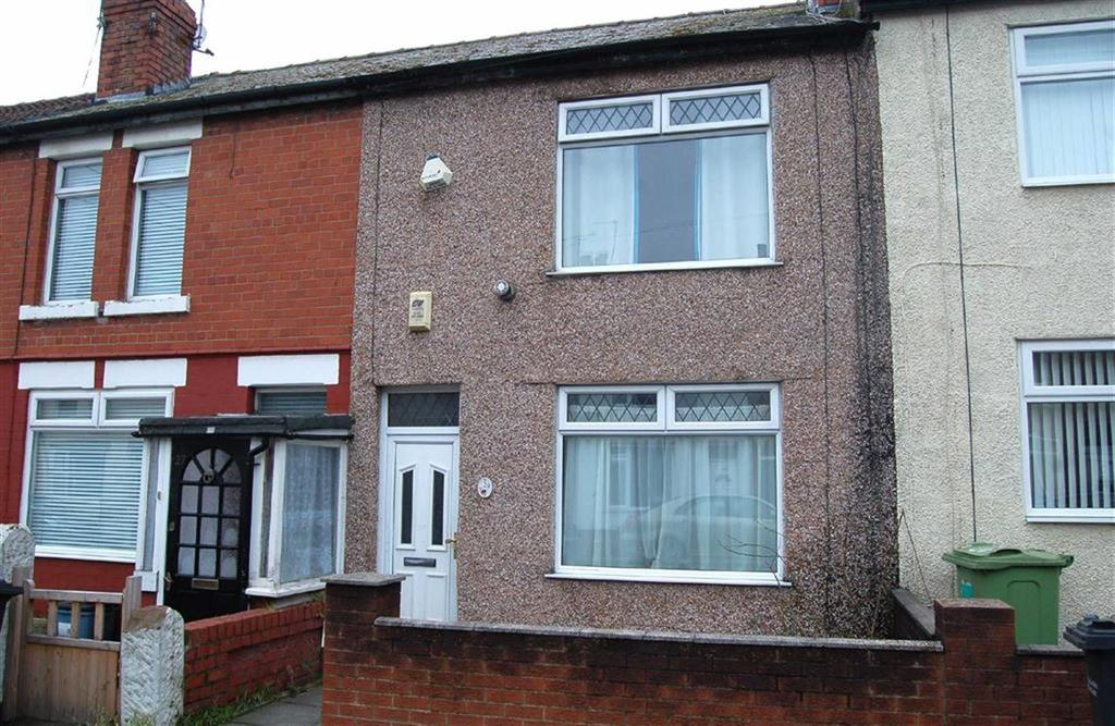 3 Bedrooms Terraced House for sale in Ashfield Road, Ellesmere Port