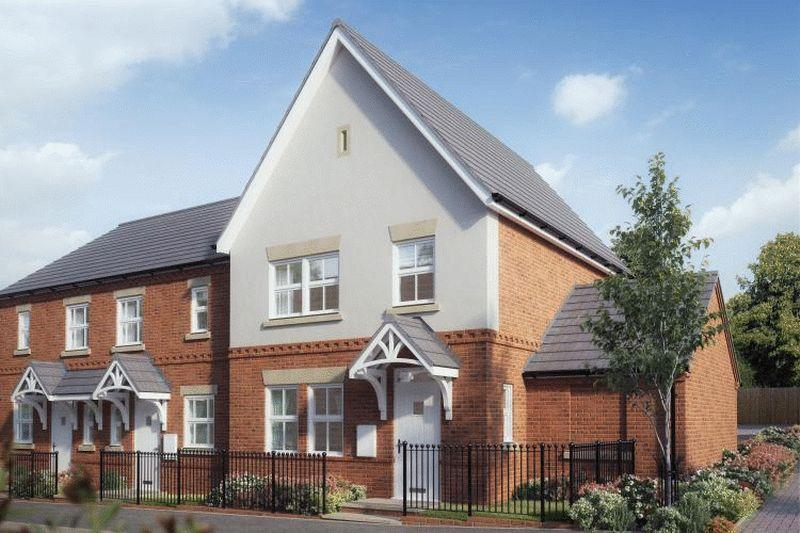 3 Bedrooms Semi Detached House for sale in High Street, Chasetown