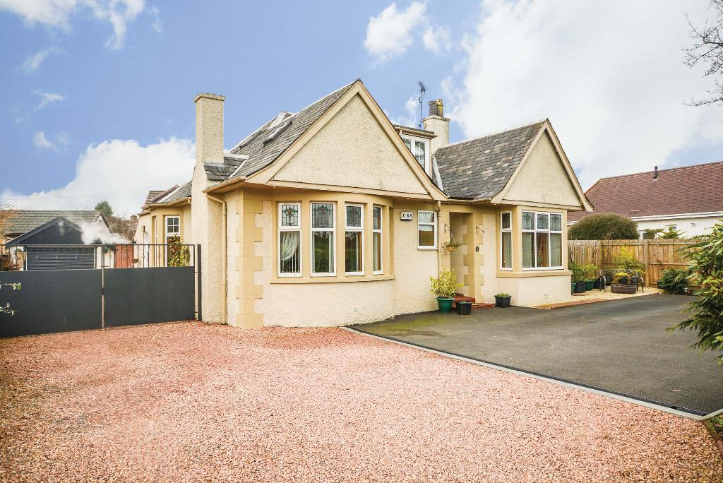 3 Bedrooms Detached House for sale in Causewayhead Road, Causewayhead, Stirling, FK9 5HJ