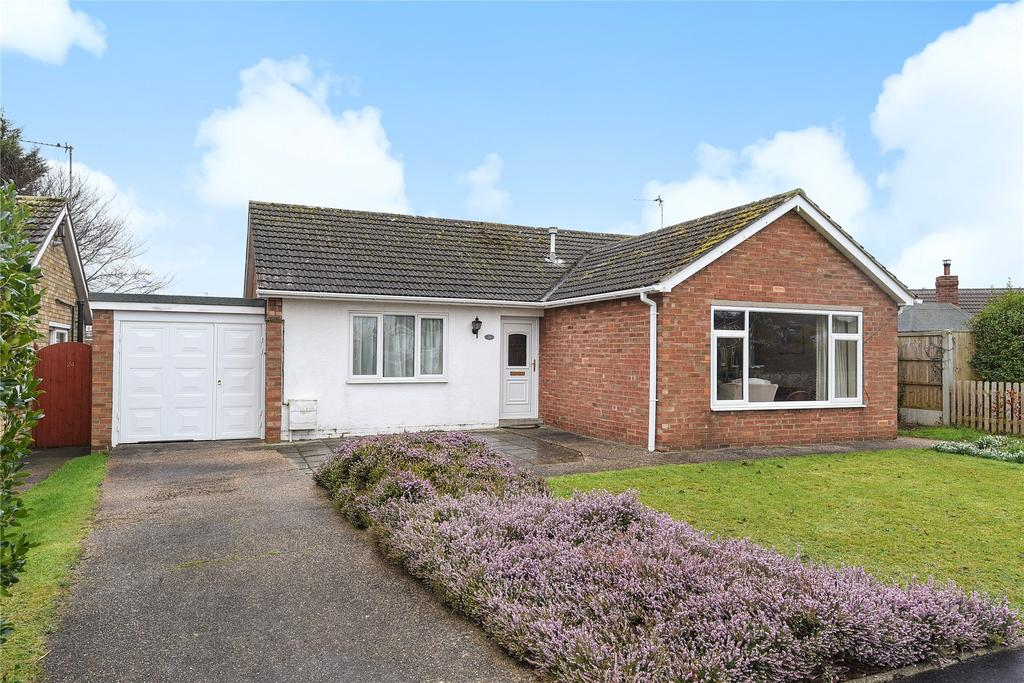 3 Bedrooms Detached Bungalow for sale in Ridgeway, Nettleham, LN2