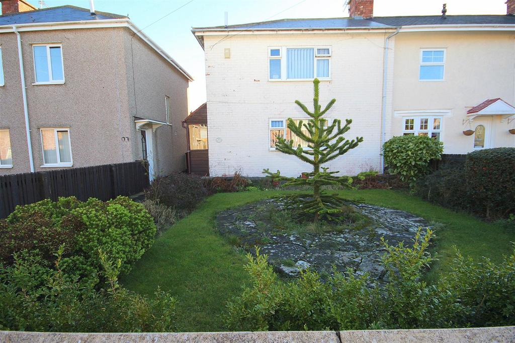 4 Bedrooms End Of Terrace House for sale in Raby Gardens, Hartlepool