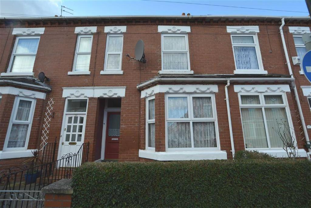 3 Bedrooms Terraced House for sale in Milner Street, OLD TRAFFORD