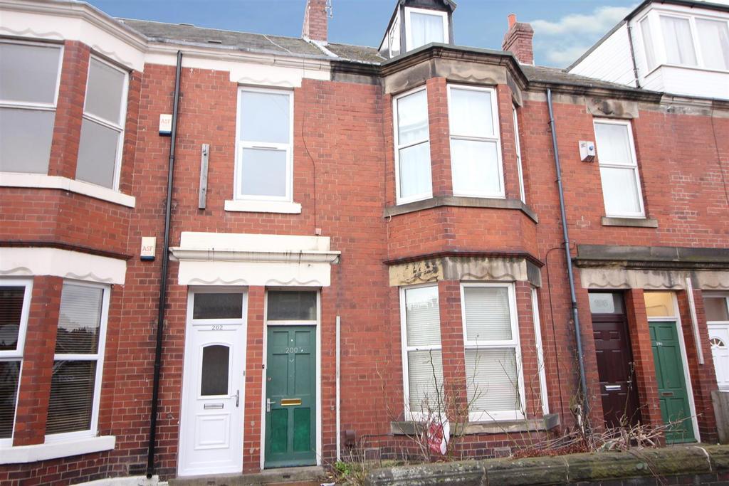 5 Bedrooms Maisonette Flat for sale in Simonside Terrace, Heaton, Newcastle Upon Tyne