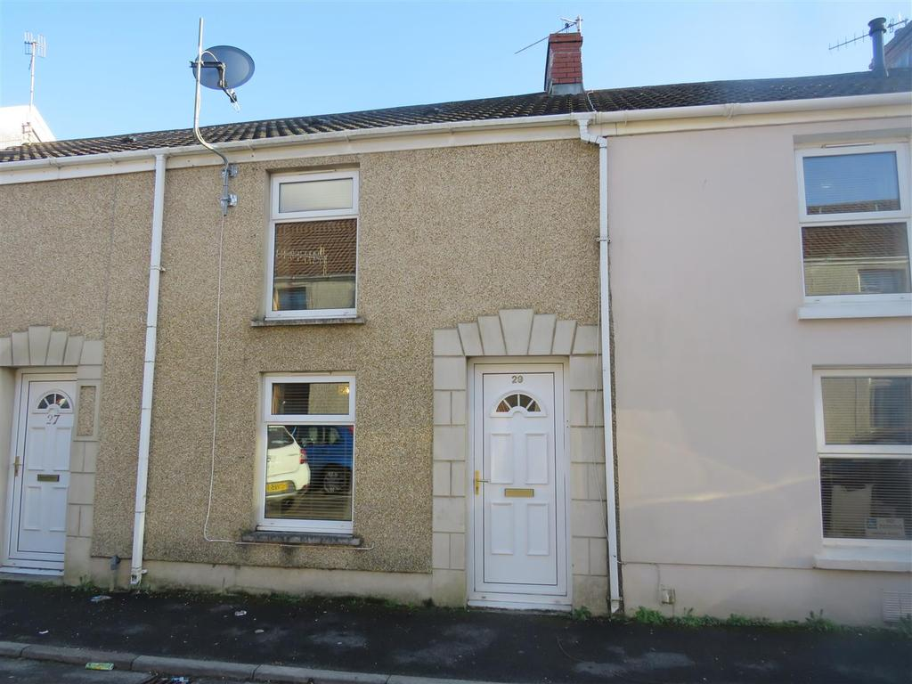 2 Bedrooms Terraced House for sale in Glanmor Road, Llanelli