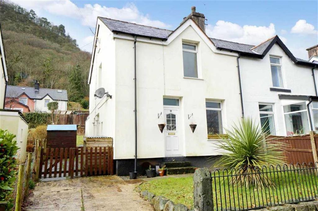 3 Bedrooms Terraced House for sale in Croft Cottages, Dolgarrog, Conwy