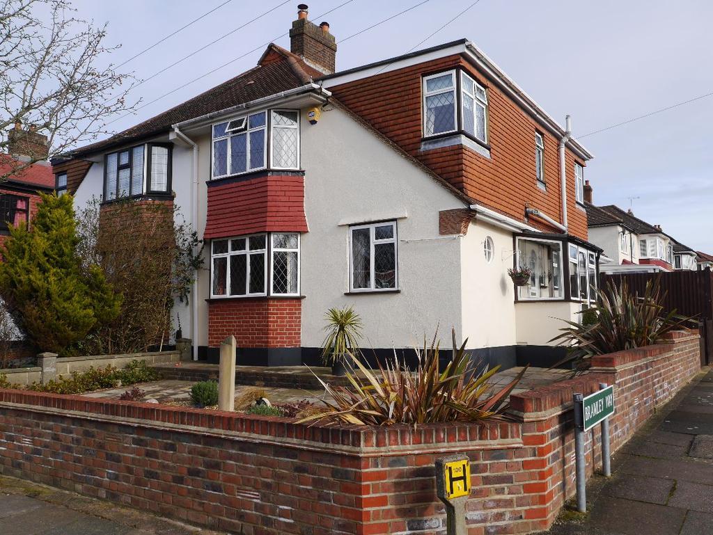 4 Bedrooms Semi Detached House for sale in Bolderwood way