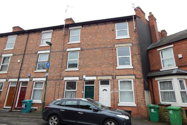 3 Bedrooms Terraced House for sale in Osborne Street, Radford, Nottingham, NG7