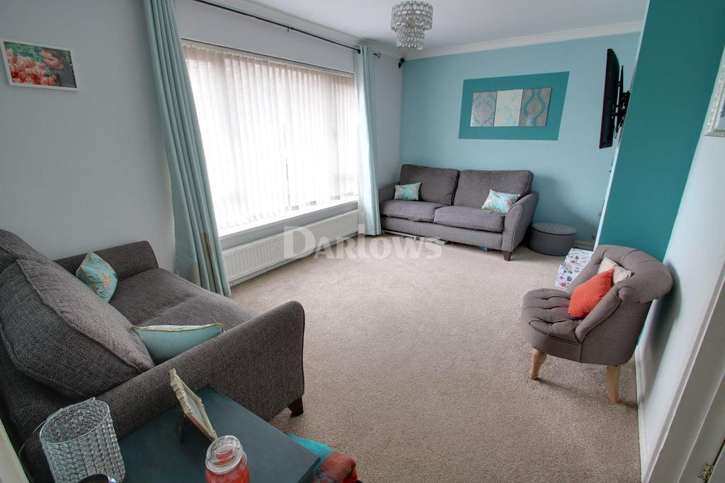 4 Bedrooms Terraced House for sale in Aberdaron Road, Rumney, Cardiff
